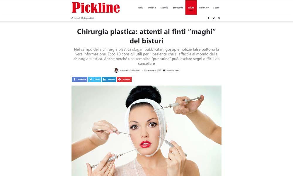Chirurgia plastica attenti ai finti maghi
