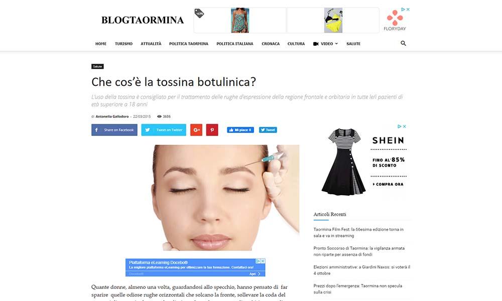Che cos'è la tossina botulinica 1000x600