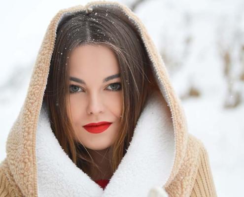 bellezza inverno